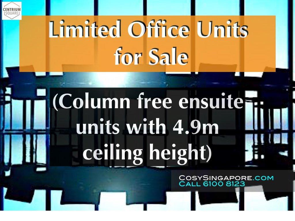 ensuite office at centrium square