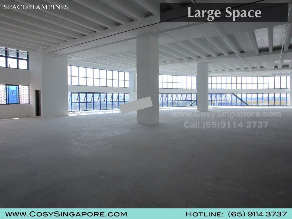 Space@Tampines large space