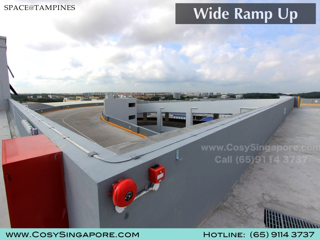 Space Tampine wide ramp