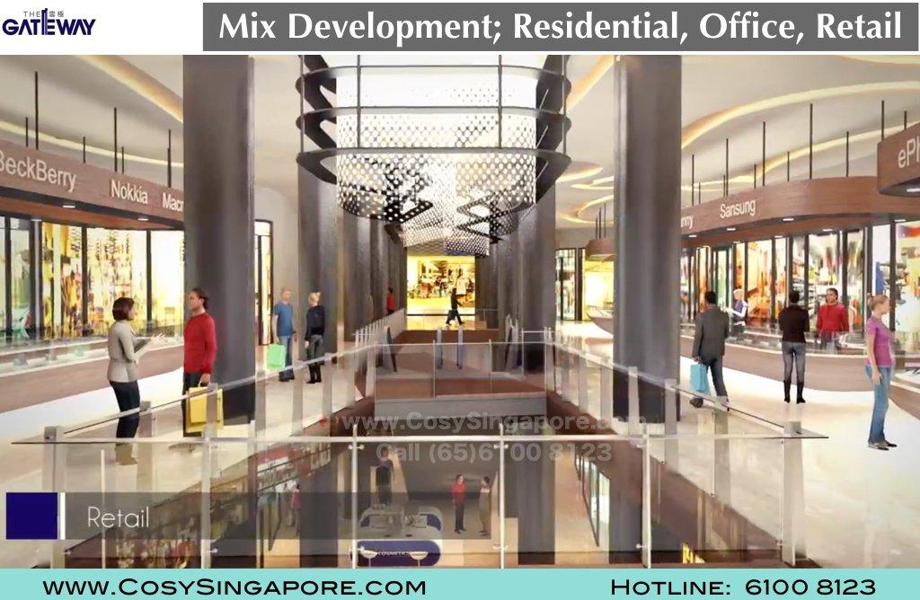 The Gateway Office cosysingapore.011