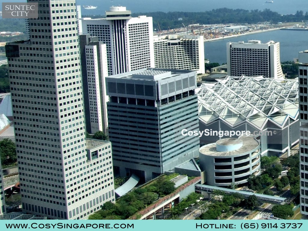 Suntec City Office for Rent