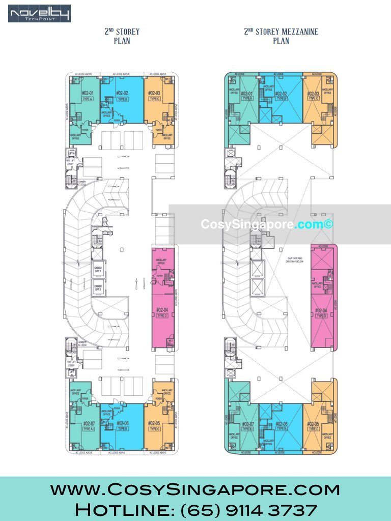 novelty techpoint floor plan level 2