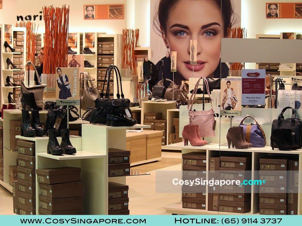 accessories shop for sale
