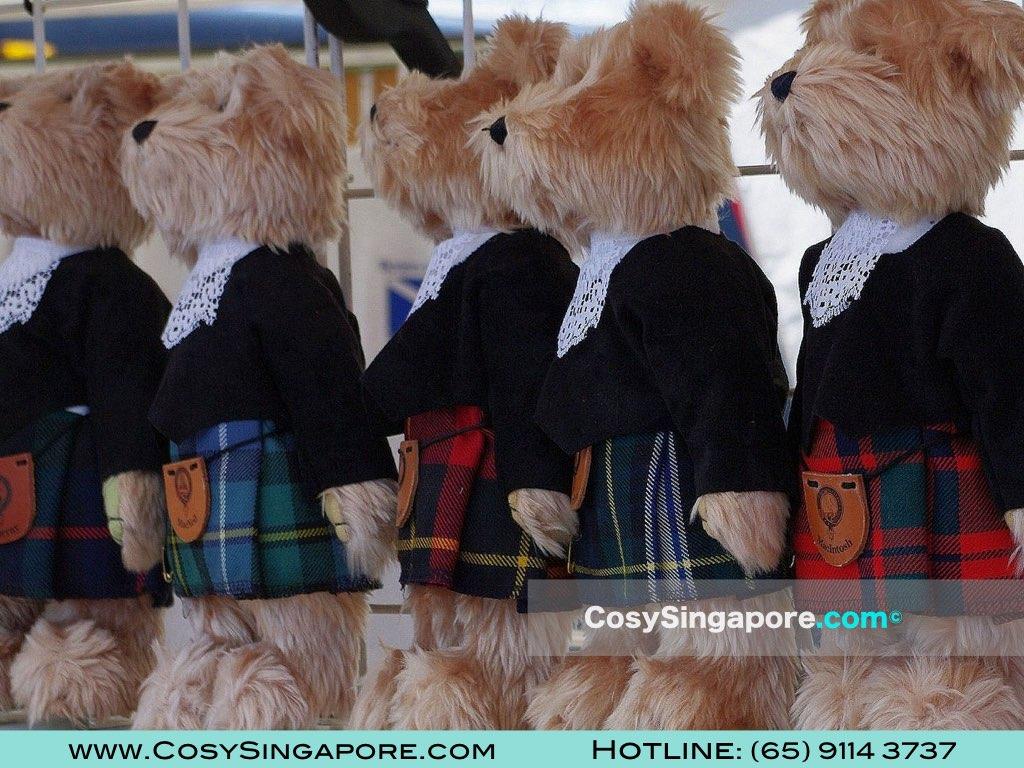 teddy bear shop for sale