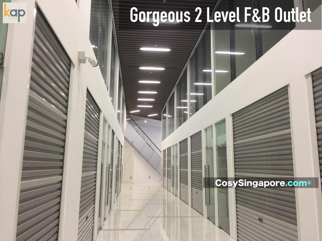2 level shop