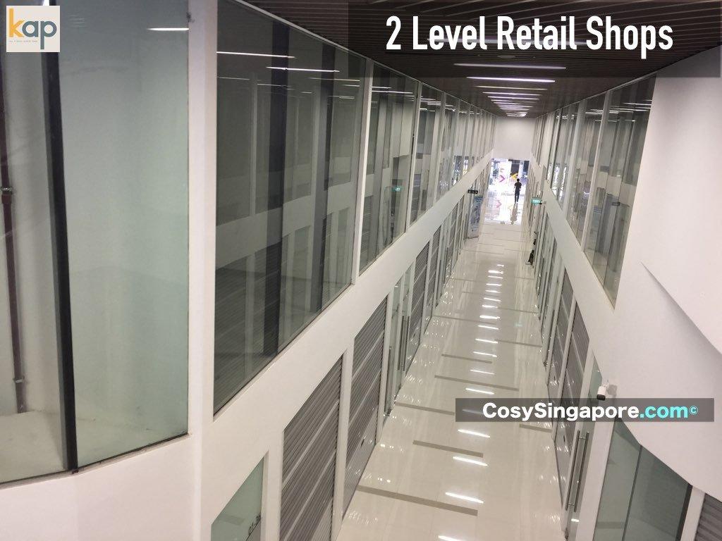 retail shop for lease kap