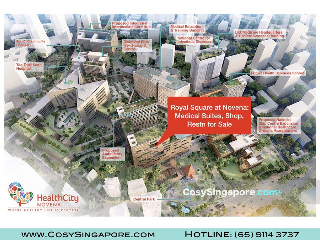 Novena Medical Singapore
