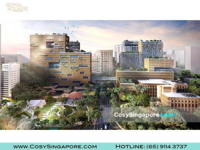 health city novena royal square