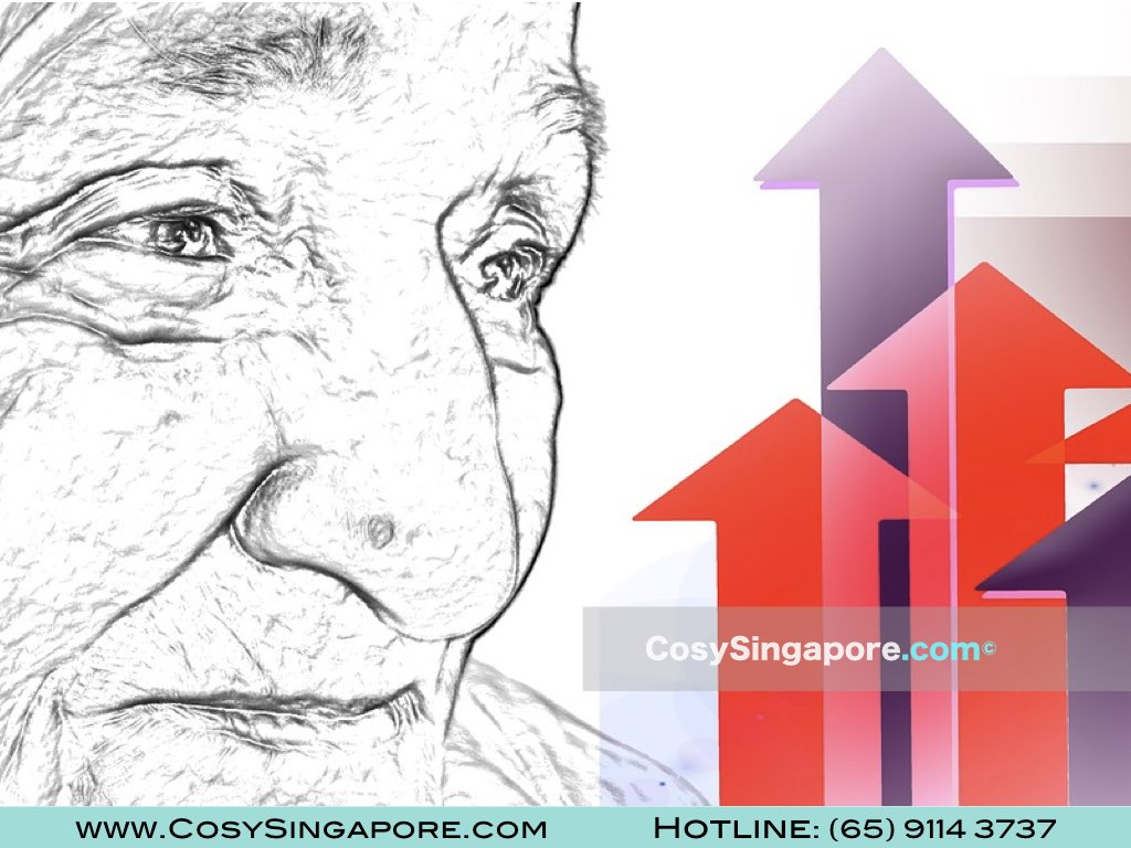 Singapore aging