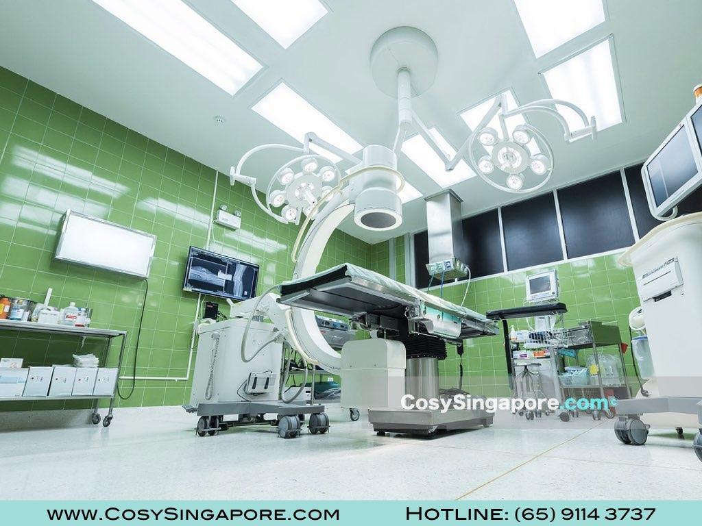 Singapore Growing Medical Hub