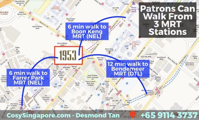 1953 singapore location