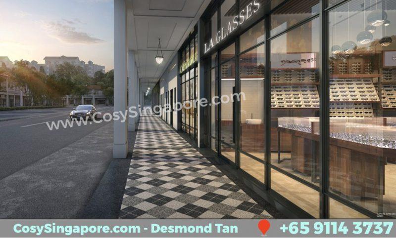 Retail Shop for Sale City Singapore