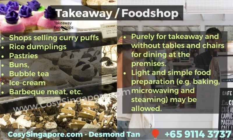 takeaway approved trade singapore