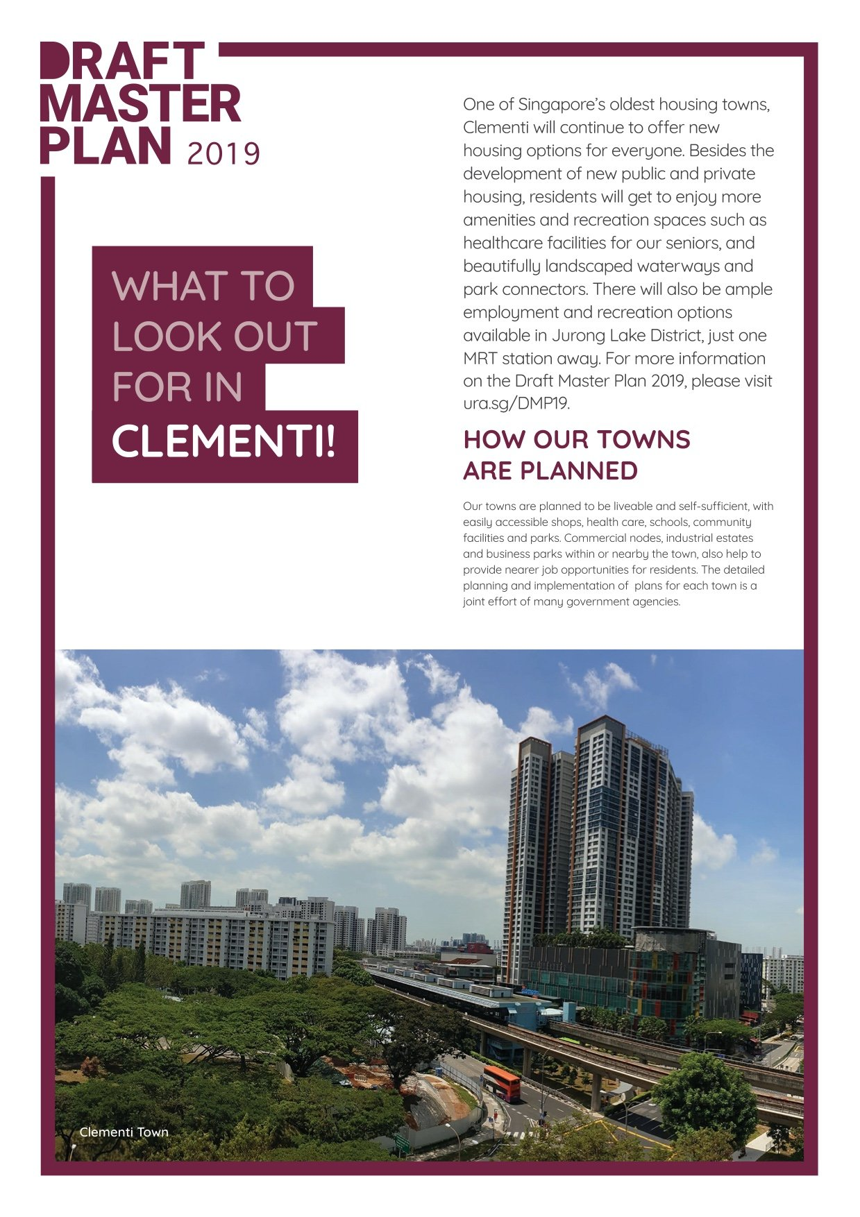 Changes in Clementi