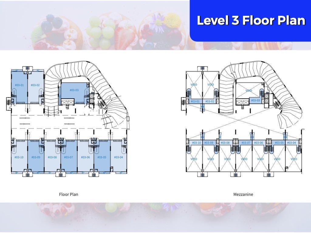 ct-foodchain-floor plan-level-3