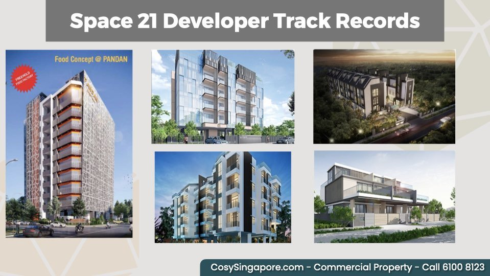 JVA Katong developer Space 21